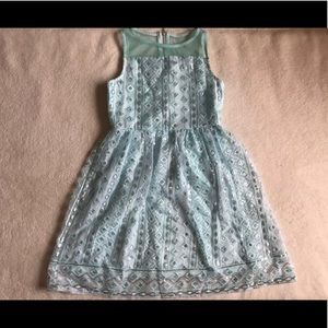 Justice Girls Party Dress NWOT 8